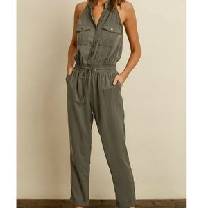 Utility jumpsuit worn once! Size small!